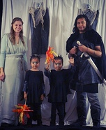 Game of Thrones Homemade Costume