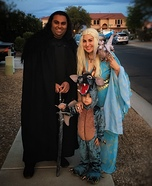 Game of Thrones Family Homemade Costume