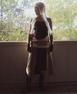 Game of Thrones Khaleesi Homemade Costume