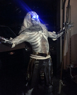 Game of Thrones White Walker Homemade Costume