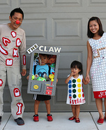 Games Family Homemade Costume