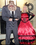 Gangster Couple Costume