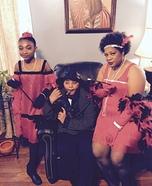 Gangster Family Homemade Costume