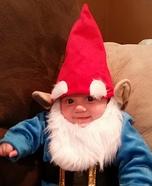 Garden Gnome Baby Halloween Costume