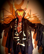 Gargoyle King Homemade Costume