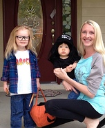 Garth and Wayne of Wayne's World Homemade Costume