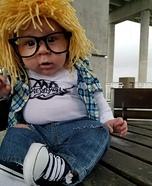 Garth Baby Homemade Costume