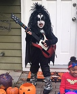 Gene Simmons, The Demon Homemade Costume