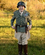 General Patton Homemade Costume