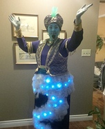 Genie Homemade Costume