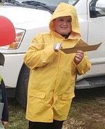 Georgie Homemade Costume