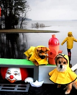 Georgie Dog Homemade Costume