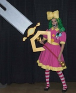 Gertrude from I Hate Fairyland Homemade Costume