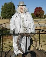 Ghost Homemade Costume