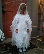 Girl's Ghost Costume
