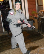 Women's Ghostbuster Costume