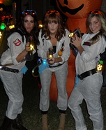 Group costume ideas - Ghostbusters Costume