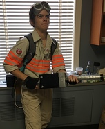 Ghostbusters Jillian Holtzmann Homemade Costume