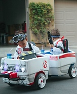 Ghostbusters Twins Homemade Costume
