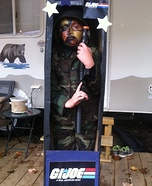 G.I. Joe Homemade Costume