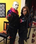 GI Joe - Destro and The Baroness Homemade Costume