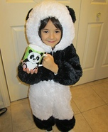 Giant Panda Bear Costume