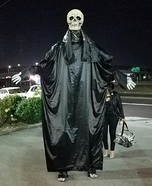 Giant Skeletor Homemade Costume