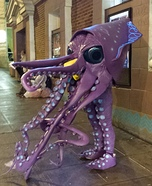 Coolest Giant Squid Costume