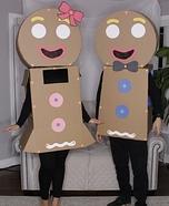 Gingerbread Cookies Homemade Costume