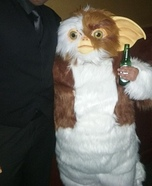 Gizmo from Gremlins Homemade Costume