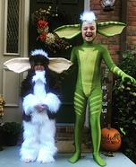 Gizmo & Stripe Homemade Costume