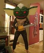 Gizmo transforms into Gremlin Homemade Costume
