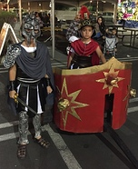 Gladiator Homemade Costumes
