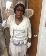 Glinda the Tooth Fairy Homemade Costume