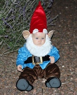 Gnome Baby Halloween Costume
