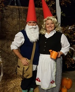 Gnomeo & Juliet Couple Homemade Costume