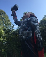 Thor God of Thunder Costume