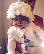 Golden Girl: Sophia Petrillo Homemade Costume