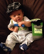 Golf Phenom Baby Costume