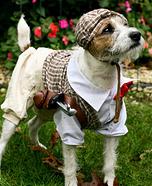 Golfer Dog Costume