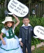 Gone with the Wind Kids Costumes