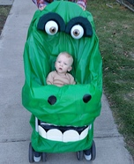 Good Dinosaur Baby Homemade Costume