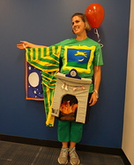 Children's book Halloween costumes - Goodnight Moon Costume