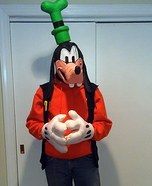 Goofy Homemade Costume