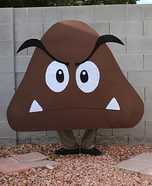 Goomba Homemade Costume