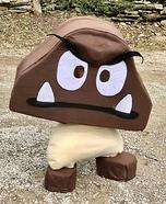 Goomba Homemade Costume
