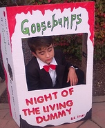 Goosebumps Slappy Homemade Costume