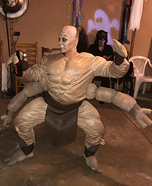 Goro Mortal Kombat Homemade Costume