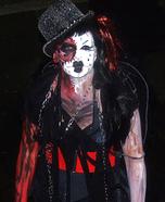 Goth Zombie Costume