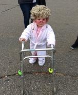 Grandma Baby Costume DIY